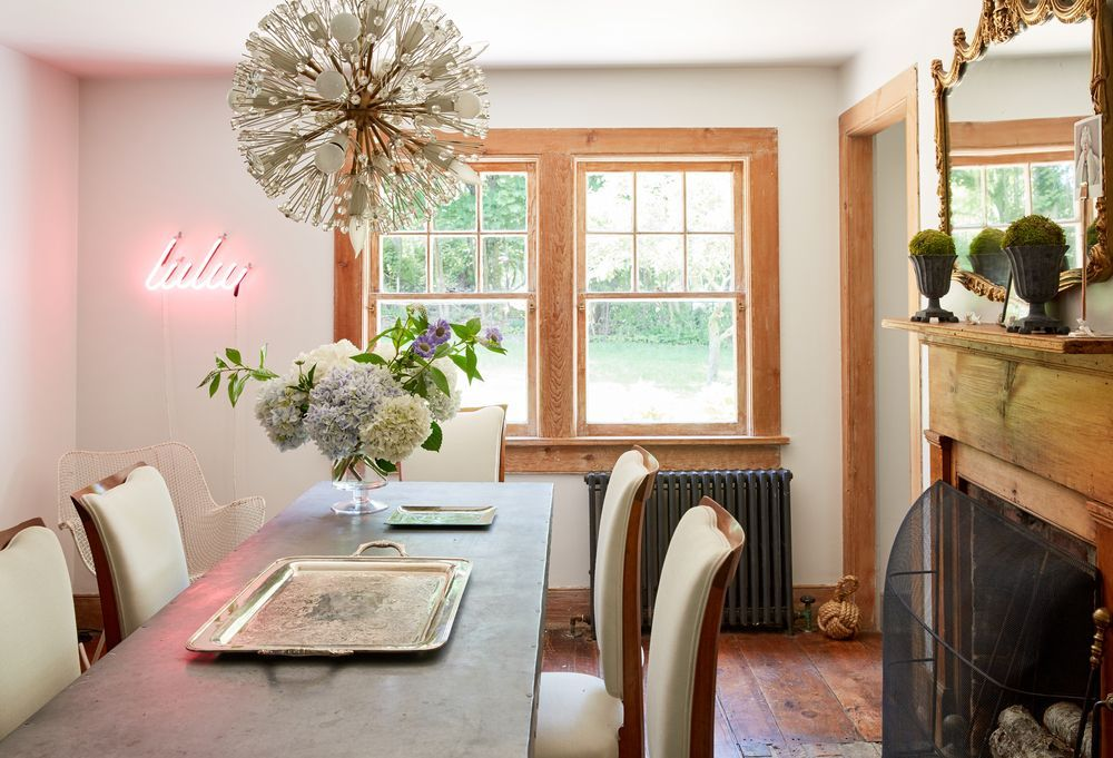 Dining Room Solutions For Small Spaces: Jennifer Vaughn Miller: North Fork