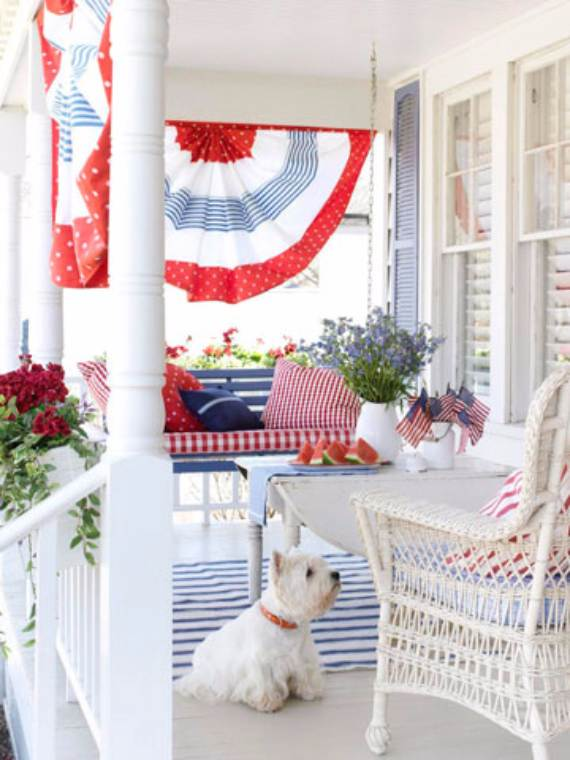 33-Front-Porch-Decorating-Ideas-for-the-4th-of-July-8